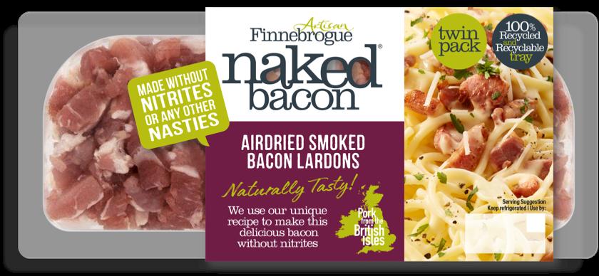 Naked Bacon Lardons