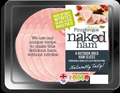 Naked Ham