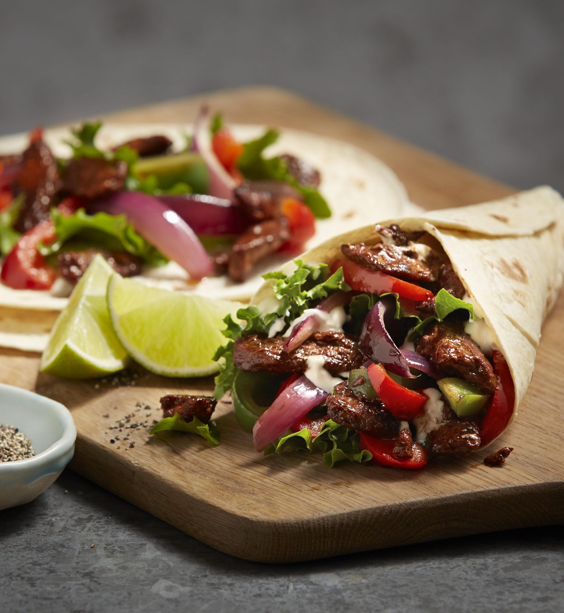 spicy enchiladas | Finnebrogue Naked