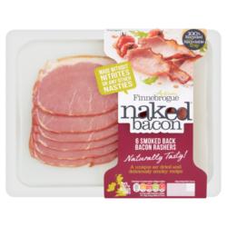 Naked Smoked Back Bacon