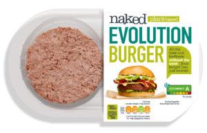 Naked Evolution Burgers